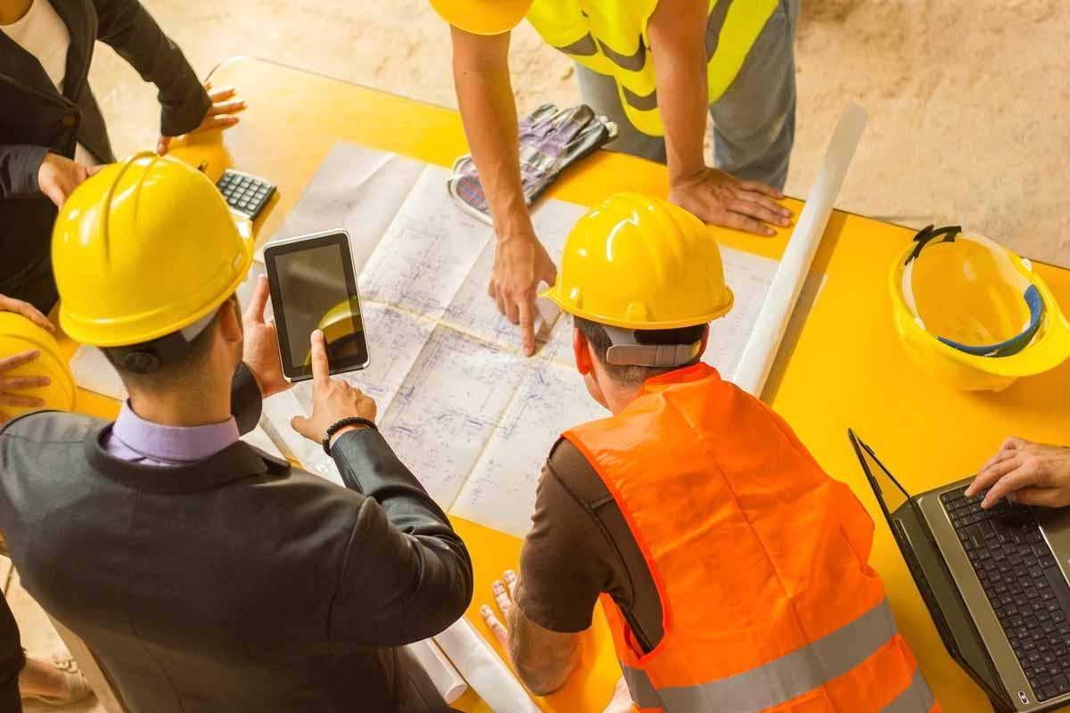 тендер строительных работ